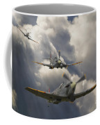 Attack Out Of The Sun Coffee Mug