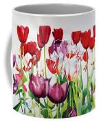 Attention Coffee Mug by Elizabeth Carr