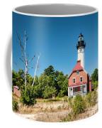 Au Sable Point Lighthouse Coffee Mug