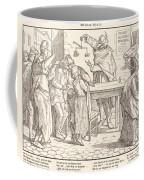 Auch Ein Todtentanz IIi Coffee Mug