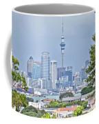 Auckland City C B D Coffee Mug