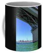 Auckland Harbour And Bridge Coffee Mug