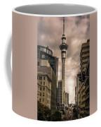 Auckland Sky Tower Coffee Mug