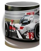 Audi R18 E-tron, Le Mans - 07 Coffee Mug