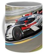 Audi R18 E-tron, Le Mans - 11 Coffee Mug