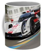 Audi R18 E-tron, Le Mans - 12 Coffee Mug