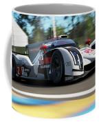 Audi R18 E-tron, Le Mans - 14 Coffee Mug