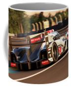 Audi R18 E-tron, Le Mans - 18 Coffee Mug