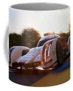 Audi R18 E-tron, Le Mans - 21 Coffee Mug