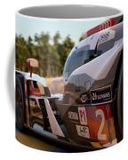 Audi R18 E-tron, Le Mans - 23 Coffee Mug