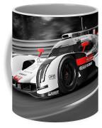 Audi R18 E-tron, Le Mans - 31 Coffee Mug