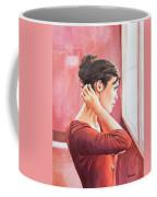 Audrey Tautou Coffee Mug