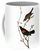 Audubon: Blackbird Coffee Mug