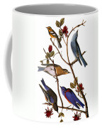 Audubon: Bluebirds Coffee Mug