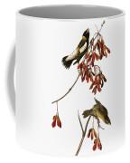 Audubon: Bobolink Coffee Mug