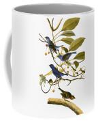 Audubon: Bunting, 1827-38 Coffee Mug