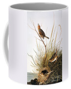 Audubon: Finch Coffee Mug