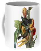 Audubon: Grackle Coffee Mug