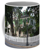 Audubon House Key West Coffee Mug