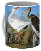 Audubon: Ibis Coffee Mug