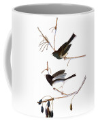 Audubon: Junco, (1827) Coffee Mug