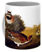 Audubon Lark Coffee Mug