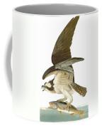 Audubon: Osprey Coffee Mug