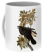 Audubon: Raven Coffee Mug by Granger