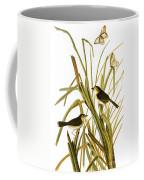 Audubon: Sparrow, (1827) Coffee Mug