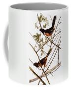Audubon: Towhee Coffee Mug