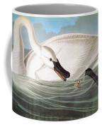 Audubon: Trumpeter Swan Coffee Mug