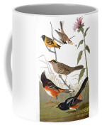 Audubon: Various Birds Coffee Mug
