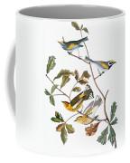 Audubon: Warbler, (1827-1838) Coffee Mug
