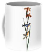 Audubon: Warbler, 1827 Coffee Mug