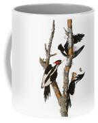 Audubon: Woodpecker Coffee Mug
