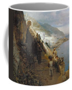 Aufgang Zum Kloster Coffee Mug