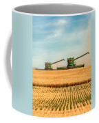 Augers Out Coffee Mug