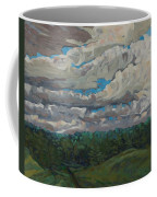 August Convection Coffee Mug