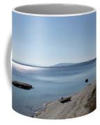 August High Noon Yellowstone Lake 02 Coffee Mug
