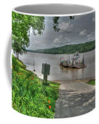 Historic Augusta Ferry. Coffee Mug