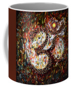 Aum - Cosmic Vibrations  Coffee Mug