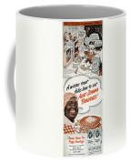 Aunt Jemima Ad, 1948 Coffee Mug