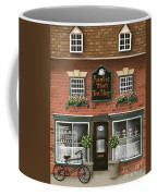 Auntie Mae's Tea Shop Coffee Mug by Catherine Holman