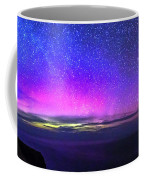 Aurora At Ceide Fields Coffee Mug