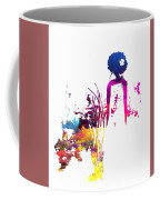 Aurora Flowers Coffee Mug