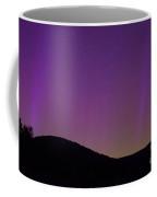 Aurora Lights From Upstate New York Coffee Mug