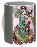 Aurora Of The Borealis  Coffee Mug