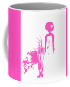 Aurora Pink Coffee Mug