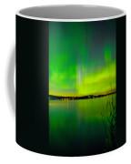 Aurora Reflection Coffee Mug