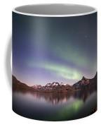 Aurora Tasiilaq Greenland 7279 Coffee Mug